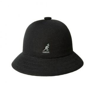 KANGOL TROPIC HAT BLACK