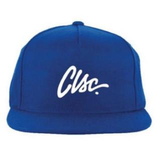 CLSC Script SNAP BACK CAP Royal Blue
