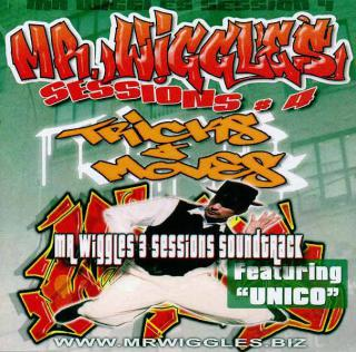 Mr Wiggles SESSIONS 4サントラCD