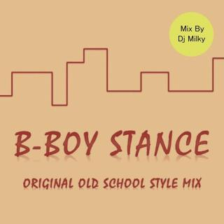 B-BOY STANCE / BROWN