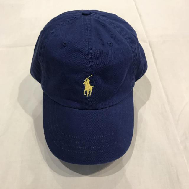 POLO RALPH LAUREN CAP/NAVY