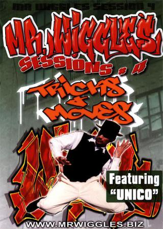 Mr Wiggles Sessions 4 Tricks and Moves DVD
