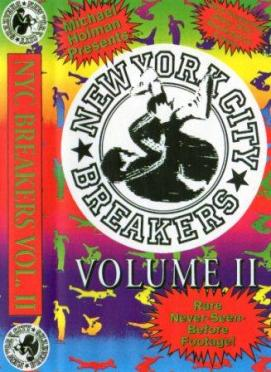 New York City BreakersVol2-VHS