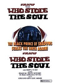 SUGA POP / Who Stole The Soul DVD