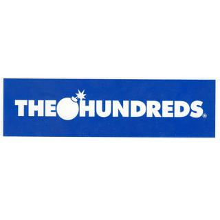 The Hundreds Bar Logo Sticker