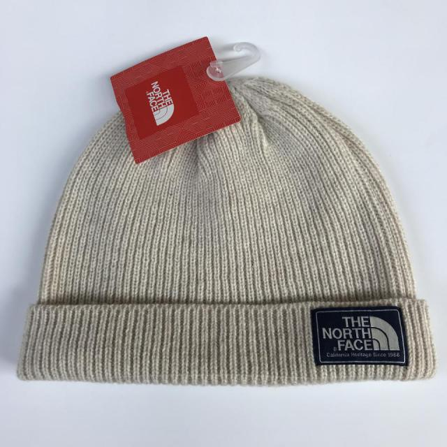 THE NORTH FACE BEANIE/ beige