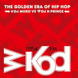 WKOD 11154 FM THE GOLDEN ERA OF HIP HOP