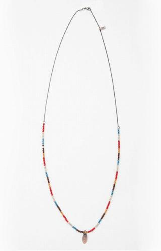 OBEY Mohawk Necklace