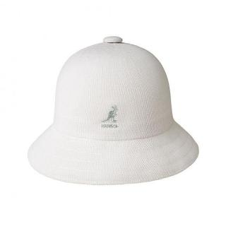 KANGOL TROPIC HAT WHITE