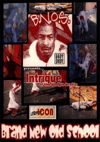 K-MEL SOLO DVD / b-boy intrigue-dvd