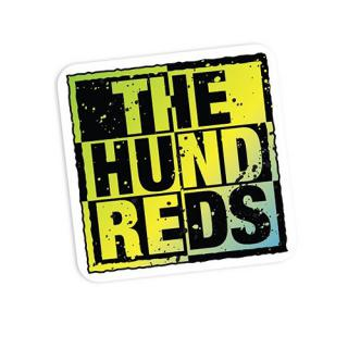 The Hundreds Radd Sticker