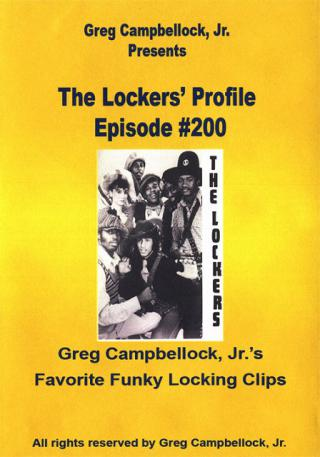Greg Campbellock Jr Presents The Lockers Episode 200 DVD