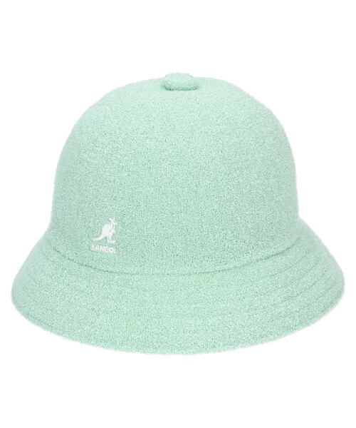 KANGOL パイルHAT/SWEET MINT