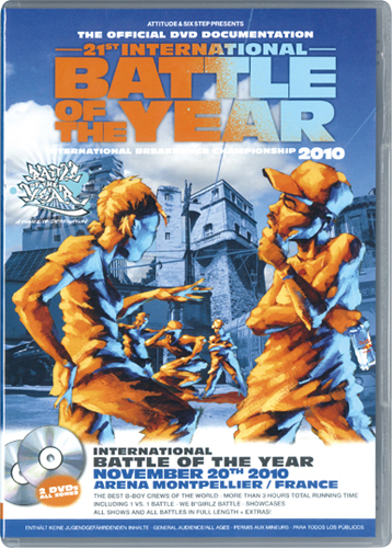 BATTLE OF THE YEAR 2010 FINAL 2010年…